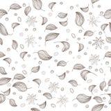 Doorbladert textuur Royalty-vrije Stock Afbeeldingen