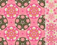 Doorboor abstract meubilairpatroon Royalty-vrije Stock Afbeelding