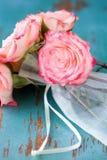 Doorboor bloemen Royalty-vrije Stock Afbeeldingen