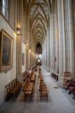 Doorborende kapel, Doorborende universiteit, West-Sussex, Engeland, groot Royalty-vrije Stock Foto