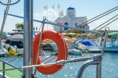 Doorgang van het schipoverzees Royalty-vrije Stock Foto's