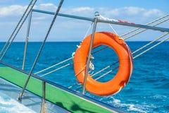 Doorgang van het schipoverzees Royalty-vrije Stock Afbeelding