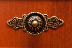 Doorhandle Royalty Free Stock Images