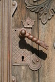 Doorhandle Stock Photo