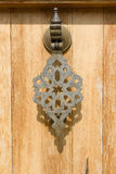 Doorhandle. Royalty Free Stock Images