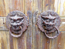 doorknob Двер-бога Стоковая Фотография RF