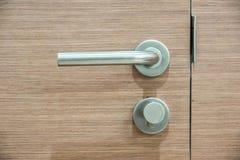 Doorknob - рукоятка рычага стоковое изображение rf