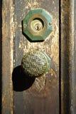 doorknob старый Стоковое Фото
