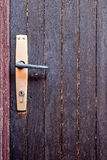 Doorknob Royalty Free Stock Photos