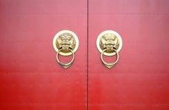 Doorknob Στοκ φωτογραφία με δικαίωμα ελεύθερης χρήσης