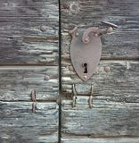 Doorknob. Antique rusty doorknob Royalty Free Stock Image