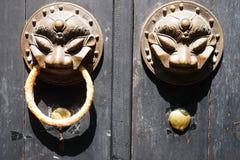 Doorknob Stock Photo