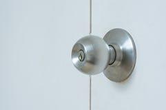 Doorknob. At condominium, Thailand Asia Royalty Free Stock Image