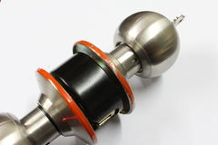 Doorknob Royalty Free Stock Photos