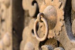 Doorknob Włochy Obrazy Stock