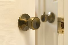 Doorknobs Royalty Free Stock Image