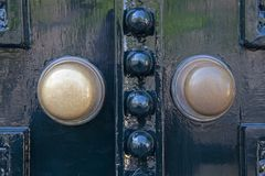 Doorknobs Royalty Free Stock Photos