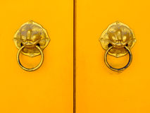 Doorknobs Stock Images