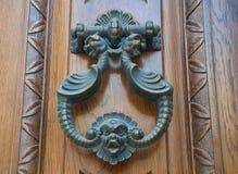 Doorknocker. Royalty Free Stock Images