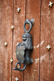 Doorknocker Stockbilder