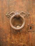 Doorknocker Royalty Free Stock Photography
