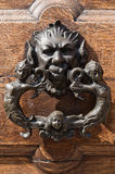 Doorknocker. Royalty Free Stock Photography