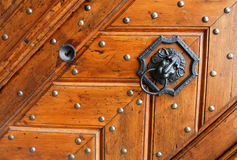 Doorknocker Royalty Free Stock Images