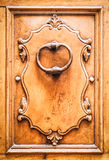 Doorknocker Stockfotografie