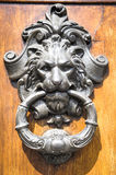Doorknocker Royalty Free Stock Photos
