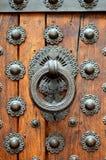 doorknocker Imagens de Stock Royalty Free