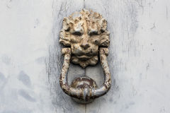 doorknocker Fotos de Stock Royalty Free