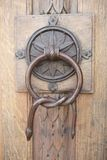 doorknocker Stockbild