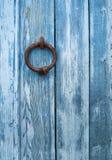 Doorknocker antico Immagini Stock Libere da Diritti