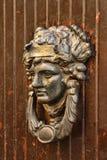 Doorknocker in Italien Royalty Free Stock Photo