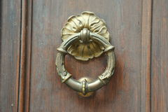 Doorknocker Stock Image