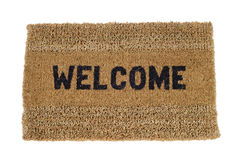 Doormat 10 Stock Photography