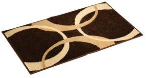 Doormat, aislado Fotografía de archivo libre de regalías