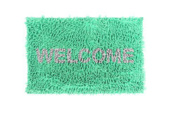 Doormat Royalty Free Stock Photo