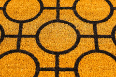 Doormat Royalty Free Stock Photos