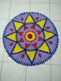 Doormat Handmade Royalty Free Stock Image