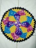 Doormat Handmade Stock Images