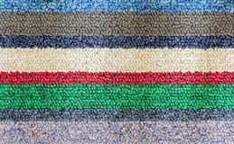 Doormat texture Royalty Free Stock Image