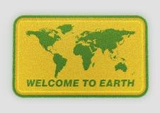 Doormat Stock Image