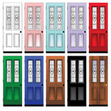 Doors Royalty Free Stock Image