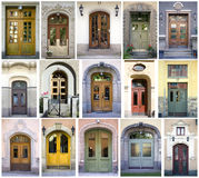 Doors stock images