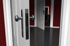 Doors royalty free stock photography