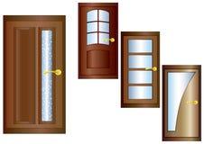 Doors. Stock Photography