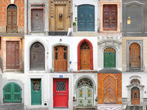 Doors_2 Stock Images