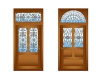 Doors Stock Image