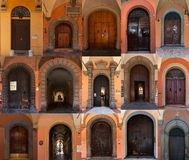 Doors Royalty Free Stock Photography